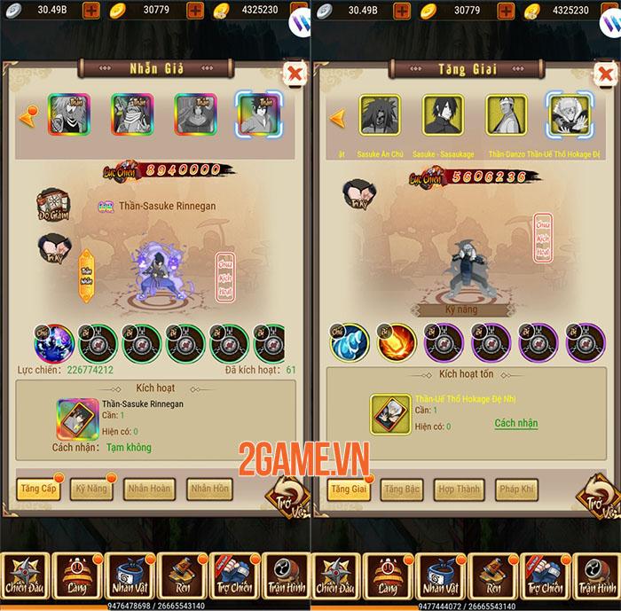 Game Ninja Làng Lá Mobile tung chuỗi sự kiện mừng lễ 3