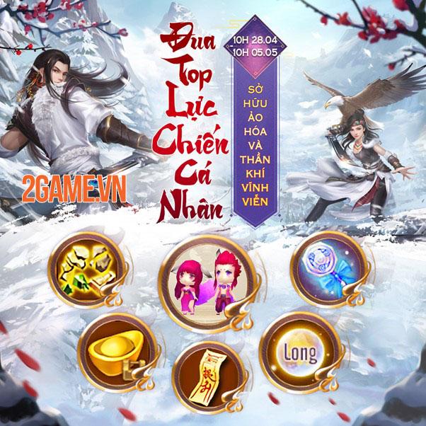 Tân Thiên Long Mobile mở loạt sự kiện HOT chào mừng Côn Lôn xuất thế 2