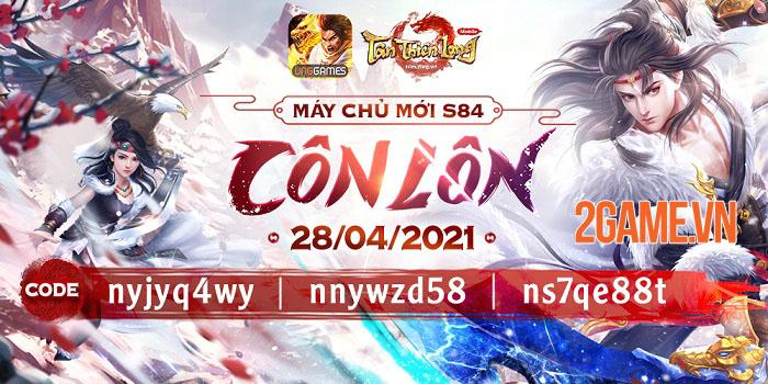 Tân Thiên Long Mobile mở loạt sự kiện HOT chào mừng Côn Lôn xuất thế 3
