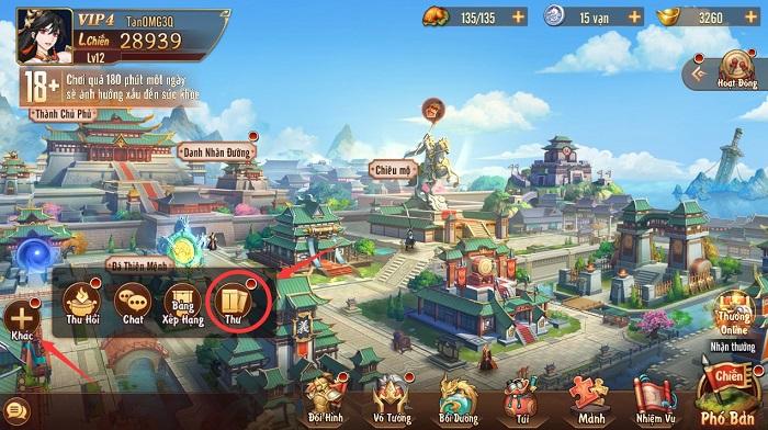 Tân OMG3Q VNG tung giftcode xịn tặng game thủ 3