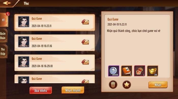 Tân OMG3Q VNG tung giftcode xịn tặng game thủ 4
