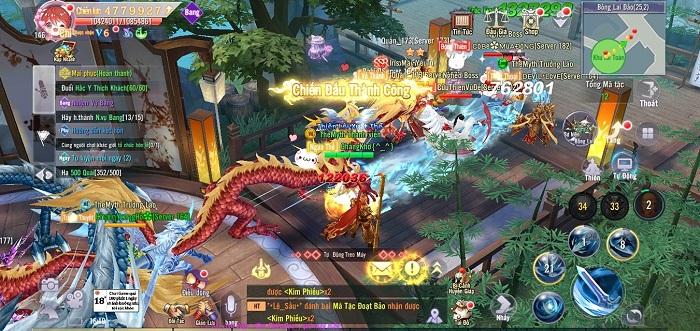 Thiên Ngoại Giang Hồ gây choáng toàn tập với sự kiện Hào Khí Văn Lang 0