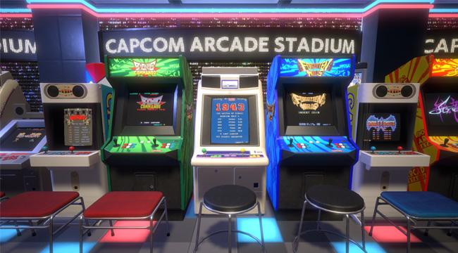 Capcom Arcade Stadium – Bộ sưu tập đầy hoài niệm với giá hạt dẻ
