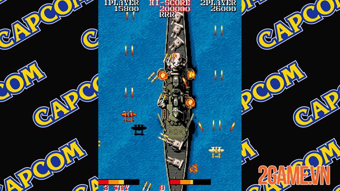 Capcom Arcade Stadium - Bộ sưu tập đầy hoài niệm với giá hạt dẻ 3