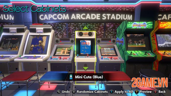 Capcom Arcade Stadium - Bộ sưu tập đầy hoài niệm với giá hạt dẻ 1