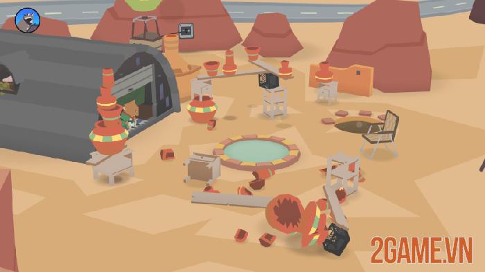 Donut County - Hố tử thần dưới góc nhìn vui nhộn của game thủ mobile 1