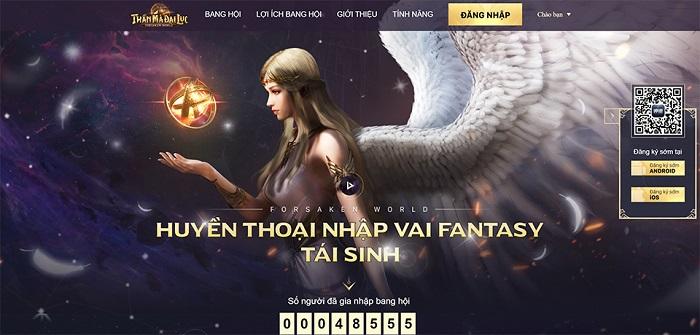 Game thủ Việt hướng dẫn nhau cách chơi Forsaken World: Thần Ma Đại Lục 0