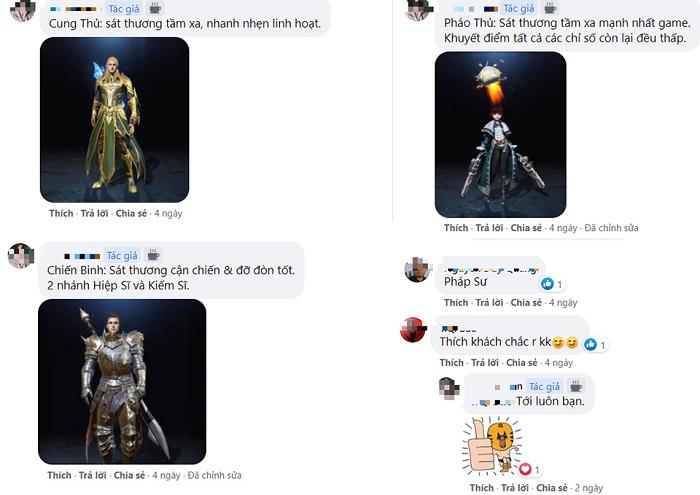 Game thủ Việt hướng dẫn nhau cách chơi Forsaken World: Thần Ma Đại Lục 1