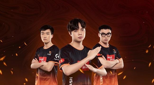 Saigon Phantom – Team Flash: Giao tranh hết cỡ để đoạt lấy ngôi vương