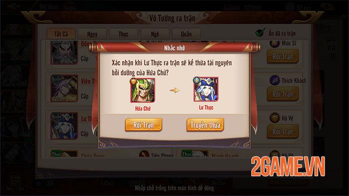 Bí quyết bồi dưỡng đội hình người chơi cần nắm trong Tân OMG3Q VNG 2