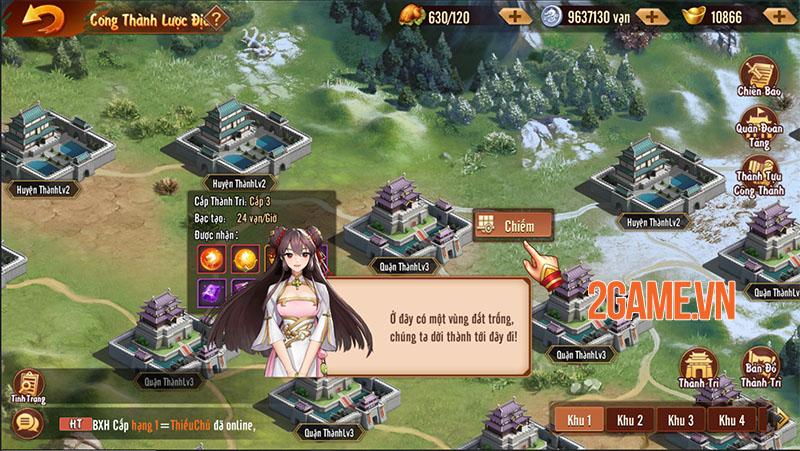 Quá trời hoạt động để người chơi tham gia trong Tân OMG3Q VNG 5