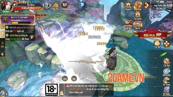 Thiên Long Kỳ Hiệp VGP – Kẻ đến sau thâu tóm mọi tinh hoa của game kiếm hiệp 3