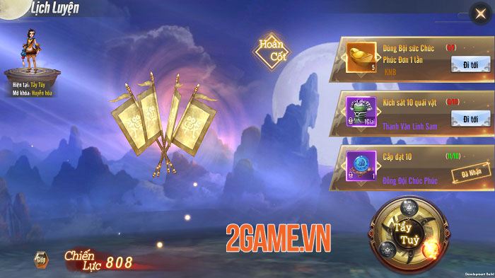 Thiên Long Kỳ Hiệp VGP – Kẻ đến sau thâu tóm mọi tinh hoa của game kiếm hiệp 5
