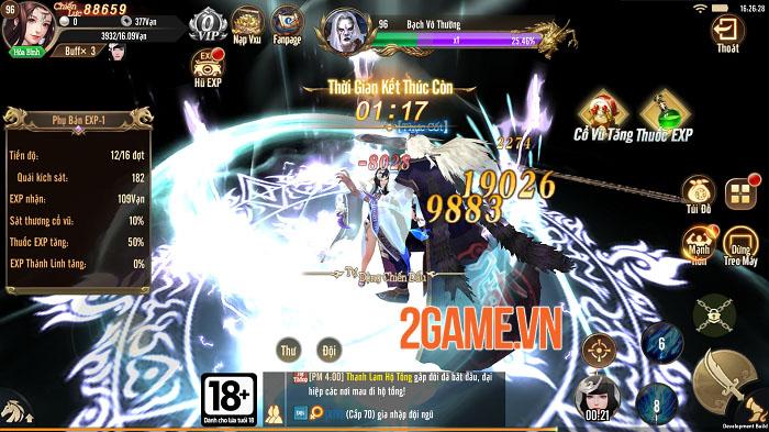 Thiên Long Kỳ Hiệp VGP – Kẻ đến sau thâu tóm mọi tinh hoa của game kiếm hiệp 7