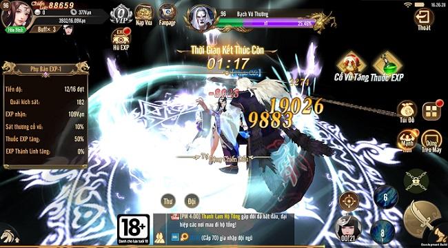 Thiên Long Kỳ Hiệp VGP – Kẻ đến sau thâu tóm mọi tinh hoa của game kiếm hiệp