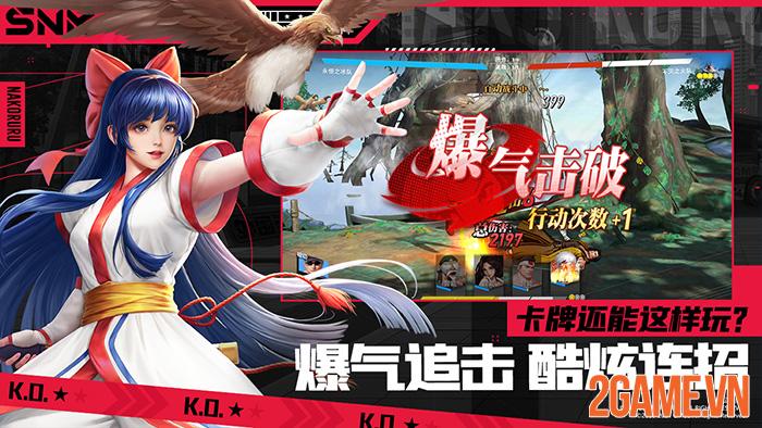 All Star Fight - Game đối kháng mobile tụ hội tất cả anh tài của SNK 2