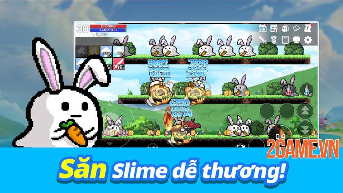Slime RPG2 - Đơn giản, nhẹ nhàng và hoài niệm đối với game thủ mobile 1
