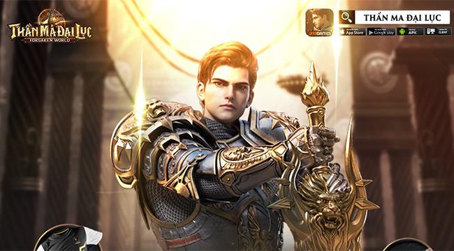 Game thủ Việt hướng dẫn nhau cách chơi Forsaken World: Thần Ma Đại Lục