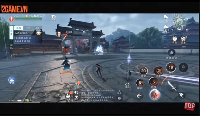 Garena phát hành Thiên Nhai Minh Nguyệt Đao Mobile ở Việt Nam? 0