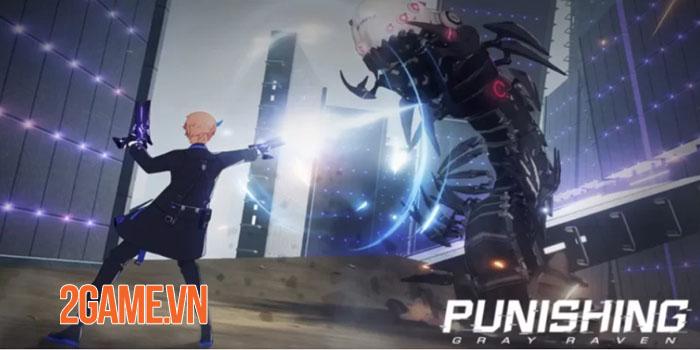 Punishing: Grey Raven ra mắt phiên bản thử nghiệm toàn cầu mùa hè này 1
