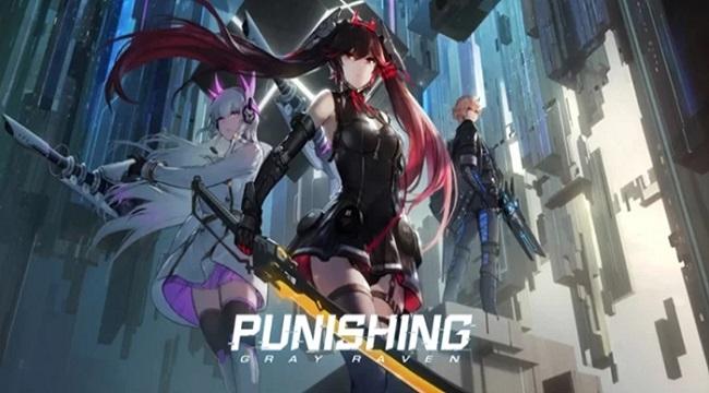 Punishing: Grey Raven ra mắt phiên bản thử nghiệm toàn cầu mùa hè này