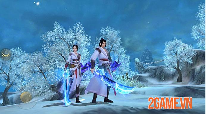 Cộng đồng Tân Thiên Long Mobile VNG quá ấn tượng với Côn Lôn 1