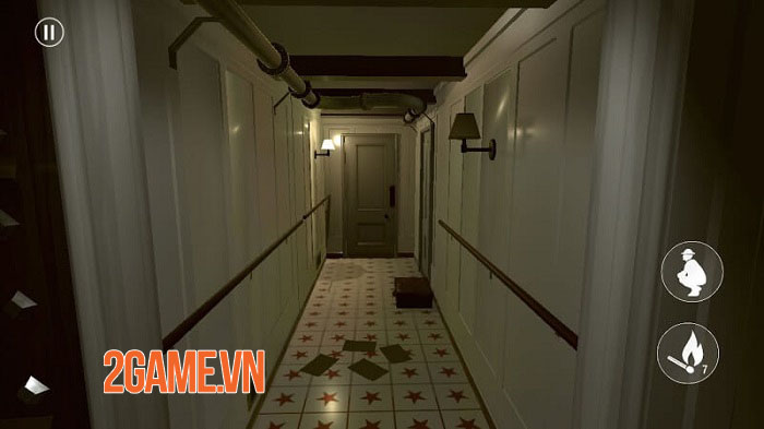 Under: Depths of Fear - Game nhập vai kinh dị có tiếng trên PC ra mắt iOS 1