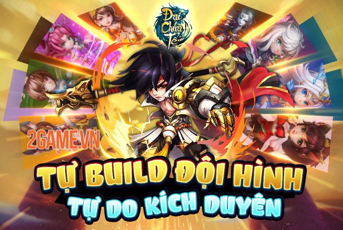 Đại Chúa Tể YGame - Game nhập vai chuyển thể tiểu thuyết cập bến Việt Nam 2