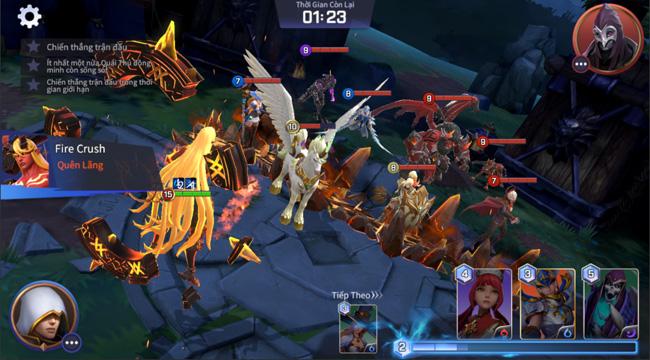 Trải nghiệm Summoners War: Lost Centuria – Siêu phẩm game đấu tướng có hỗ trợ Tiếng Việt