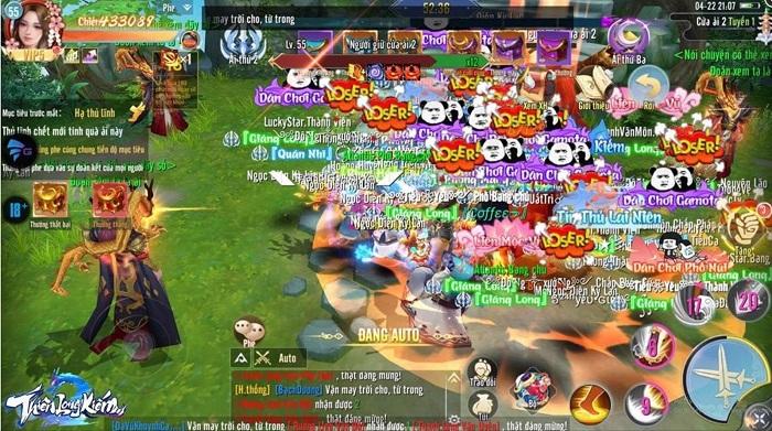 MMORPG săn VIP lên VIP Thiên Long Kiếm 2 đã sẵn sàng ra mắt chính thức 2