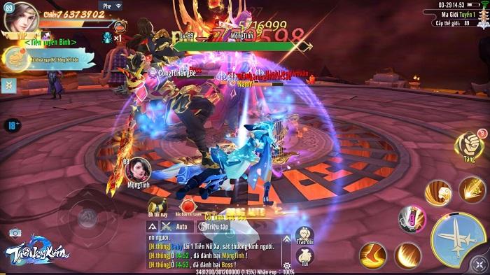MMORPG săn VIP lên VIP Thiên Long Kiếm 2 đã sẵn sàng ra mắt chính thức 3