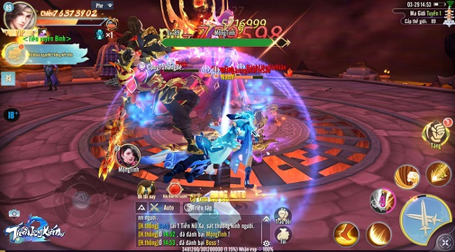 MMORPG săn VIP lên VIP Thiên Long Kiếm 2 đã sẵn sàng ra mắt chính thức