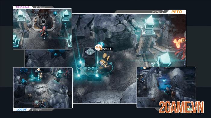 Crystal Hearts 2 - Game mobile hấp dẫn của Netmarble và LINE Games 2