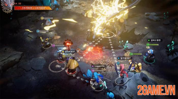Crystal Hearts 2 - Game mobile hấp dẫn của Netmarble và LINE Games 1