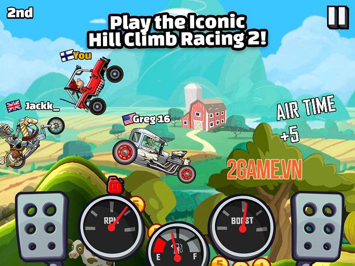 Top 5 tựa game đua xe đồ họa 2D hay nhất cho Android và iOS 1