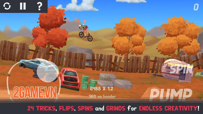 Top 5 tựa game đua xe đồ họa 2D hay nhất cho Android và iOS 3