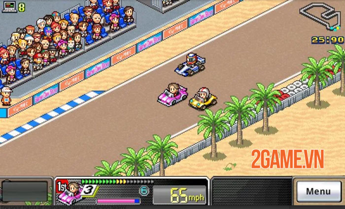 Top 5 tựa game đua xe đồ họa 2D hay nhất cho Android và iOS 4