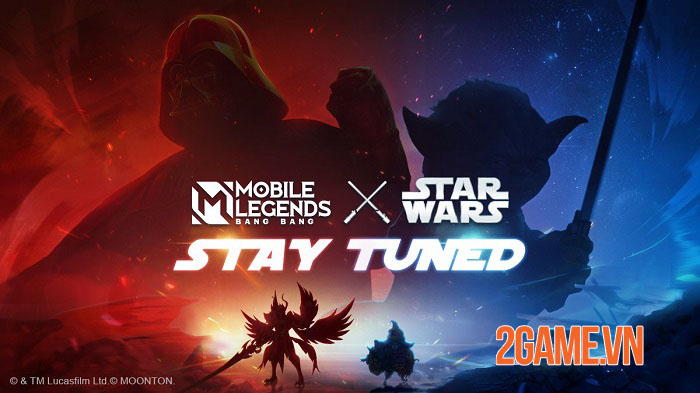 Moonton xác nhận sự hợp tác giữa Star Wars và Mobile Legends: Bang Bang 0