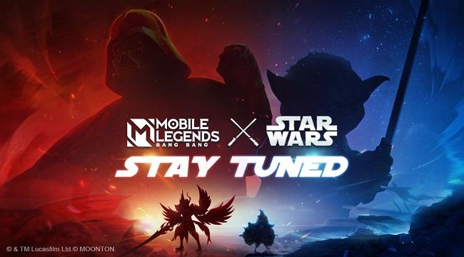 Moonton xác nhận sự hợp tác giữa Star Wars và Mobile Legends: Bang Bang
