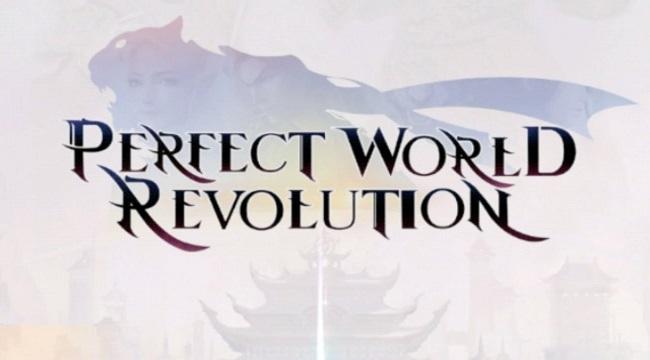 Perfect World: Revolution – Đối mặt với thế giới MMORPG 3D bằng 1 tay