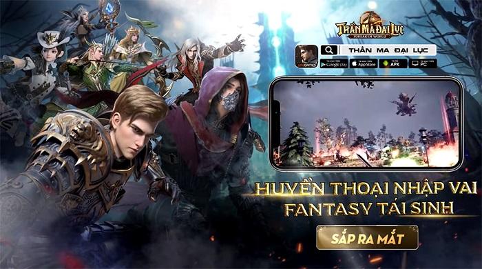 Game thủ cả nước rủ nhau lập hội chơi Forsaken World: Thần Ma Đại Lục 3