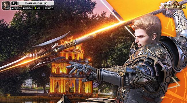 Game thủ cả nước rủ nhau lập hội chơi Forsaken World: Thần Ma Đại Lục