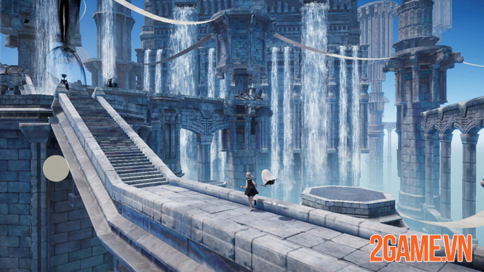 NieR Reincarnation đã hoàn tất và chuẩn bị ra mắt phiên bản quốc tế 2