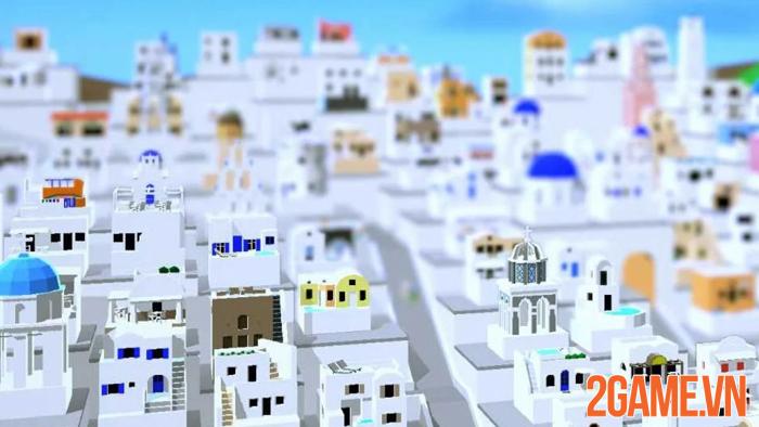 Santorini: Pocket Game - Cách ly vẫn có thể đến thiên đường nghỉ dưỡng 1