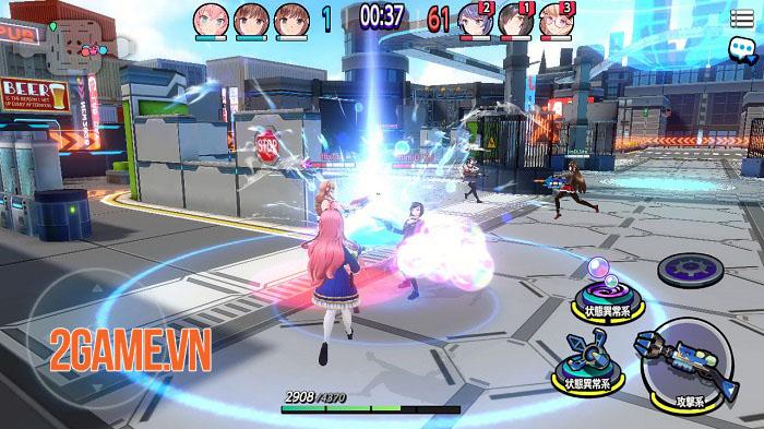 Bubble and Doll - Game MOBA bắn súng 3v3 phong cách anime 0