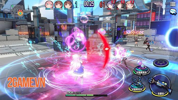 Bubble and Doll - Game MOBA bắn súng 3v3 phong cách anime 2