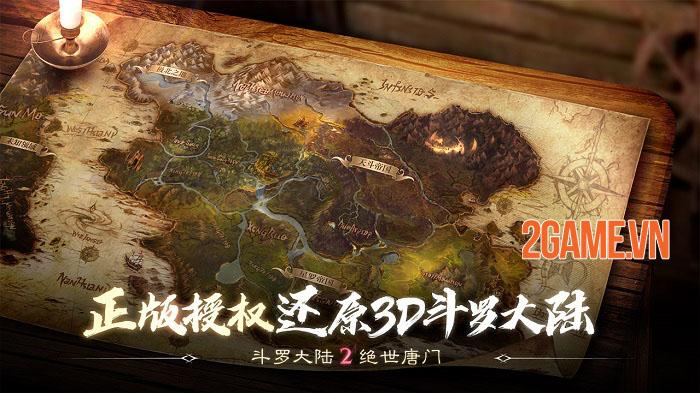Đấu La Đại Lục 2 Mobile - Game MMORPG thế giới mở đỉnh cao từ tiểu thuyết gốc 1
