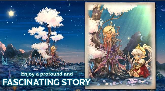 Mitrasphere – Game nhập vai đồ họa anime tuyệt đẹp từ Crunchyroll Games