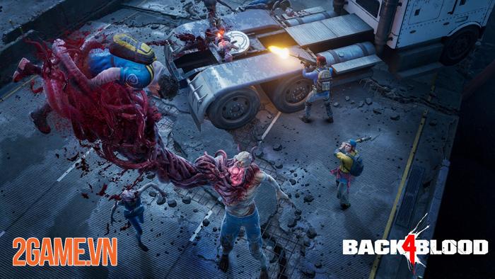 Back 4 Blood - Huyền thoại trở lại cùng hệ thống thẻ bài độc đáo 2