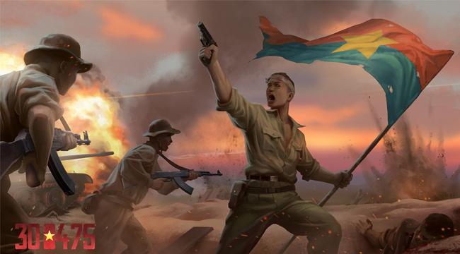 Sau đại thắng Điện Biên Phủ trong 7554, Hiker đưa game thủ đến 300475